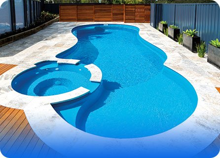swimming pool design - The Allure