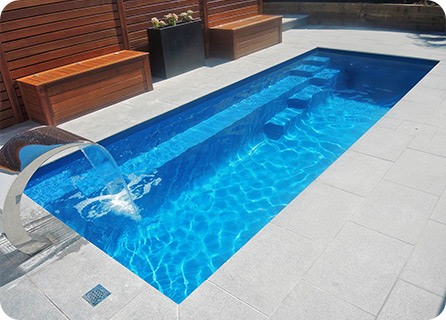 swimming pool design - Esprit